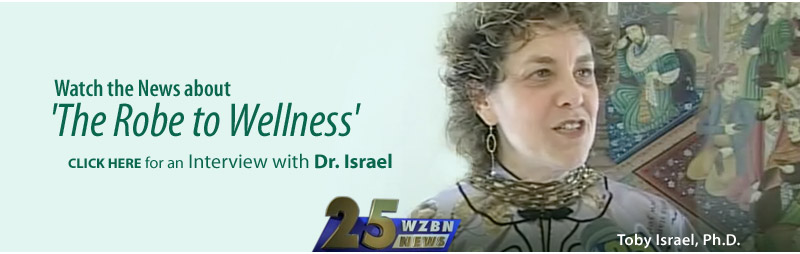 Dr. Toby Israel is interviewed by WZBN.